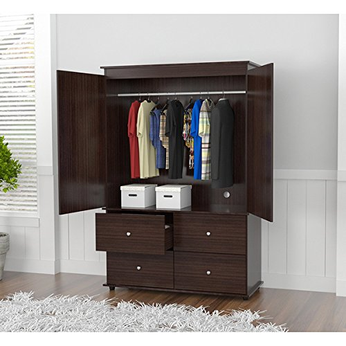 Inval Audio/ Video Armoire Cabinet from Inval America