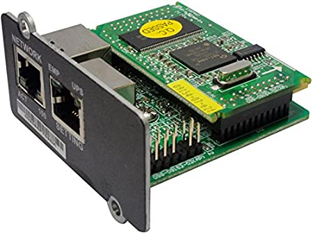 Powerwalker Mini Nmc Card Snmp Adapter Fuer Vfi Tg Elektronik