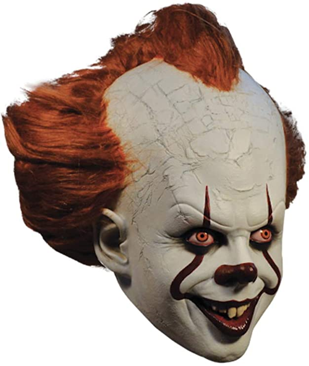 Pennywise mask by Maskcraft