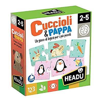 Headu Cuccioli Pappa It20058