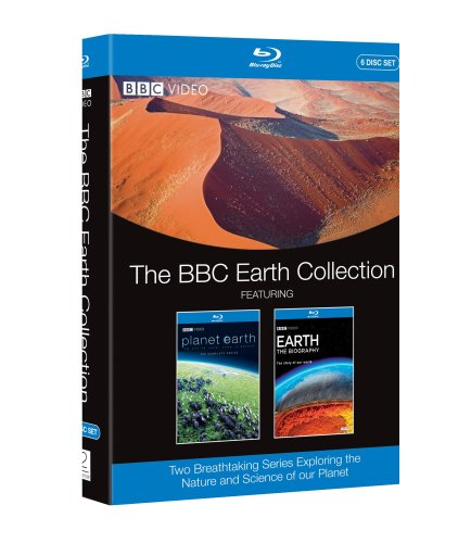 The BBC Earth Collection: Planet Earth / Earth: The Biography [Blu-ray]