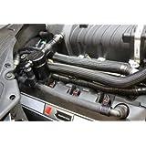 2015-2017 Mustang GT 5.0 Supercharged JLT Oil Separator 3.0 Passenger Side Black