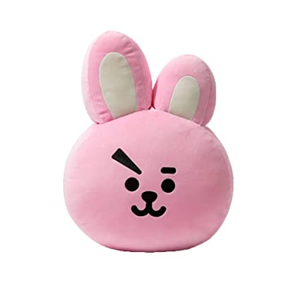 ED express 1PC Same Style Plush Cushion Pad tata Jimin Jungkook rapmonster Toys Sofa Pillow Cases