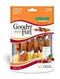 Healthy Hide Good N Fun Pork/Beef and Chicken Kabob Treat, 4-Ounce, My Pet Supplies