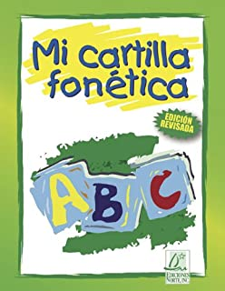 Mi cartilla fonética (Spanish Edition)