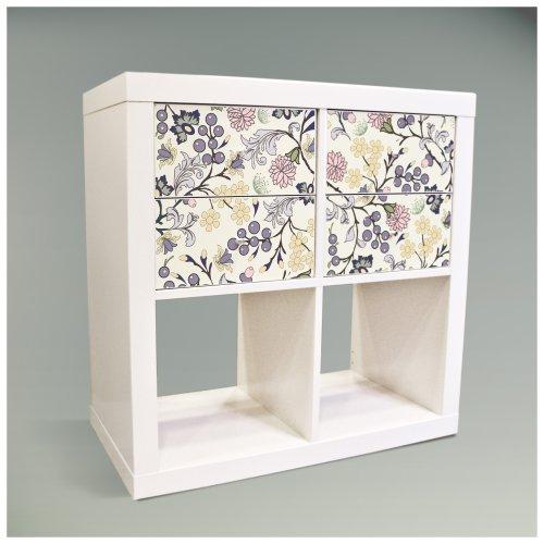 Forrar muebles con papel adhesivo free papel adhesivo - Papel decorativo para muebles ...