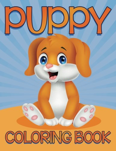 Puppy Coloring Book Speedy Publishing product image