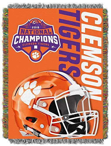 Clemson Tigers 2018 NCAA National Football Champions 48