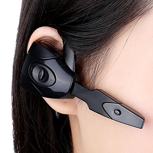 (Mercu EarHook V4.1 Wireless Stereo Sport Bluetooth Gaming Headset with Mic for PS3 Smartphone Tablet PC)