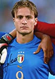 Alberto Gilardino ITALIAN autograph, IP signed photo