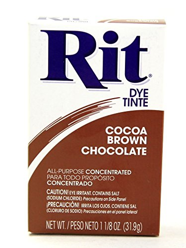 Impex Rit Concentrated Powder Dye 31.9g - Cocoa Brown