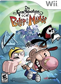 Amazon com: Grim Adventures Of Billy & Mandy - Nintendo Wii