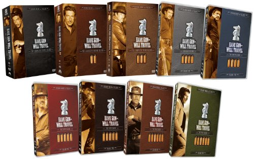 Have Gun Will Travel: The Complete Series by Paramount