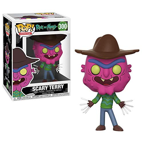 FUNKO R&M - SCARY TERRY 12599