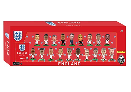 ce137a4c7 SoccerStarz ENGTP18 England 19 Player Team Pack 2018 Edition Figure