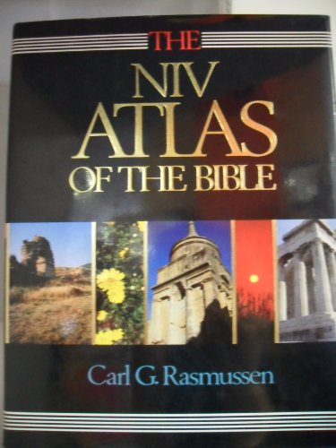 New International Version Atlas of the Bible