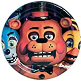 Five Nights at Freddys Small Paper Plates (8ct)