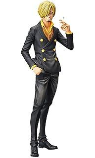 "One Piece Battle Record Collection Sanji 6/"" PVC figure Banpresto 100/% authentic"