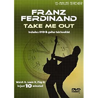 DVD 10-Minute Teacher Franz Ferdinand Take Me Out