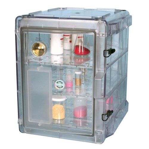 Bel-Art Secador Clear 3.0 Auto-Desiccator Cabinet; 100V, 1.6 cu. ft. (F42073-1100)