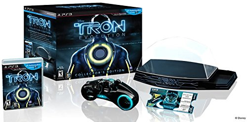 TRON: Evolution Collector's Edition - Playstation 3 (Tron The Game)