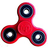 MUPATER fidget spinners, EDC spinner fidget toys, tri-spinner fidget toy relieves your ADHD, anxiety, and boredom, Non-3D Printed