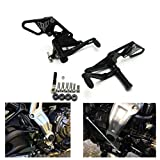 FZ 07 Rear set Ajustable Rearsets for Yamaha FZ07 2014 2015 2016 2017