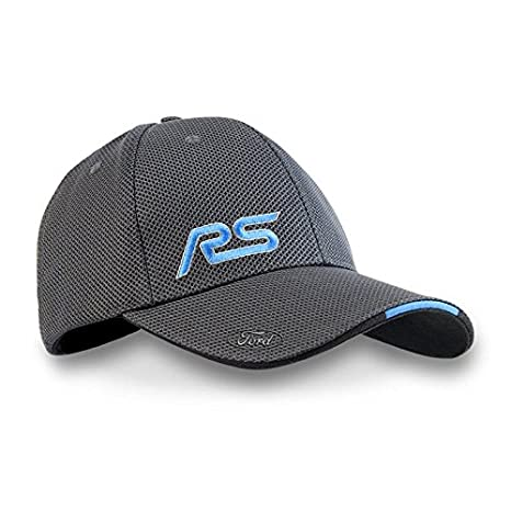 c12d7cb7c22 Image Unavailable. Image not available for. Colour  Ford 35020385 New  Genuine RS Cap Logo ...