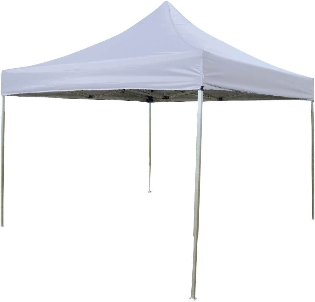Destello S.L. Carpa Extensible Aluminio Plegable 3x3 Techo Blanco ...