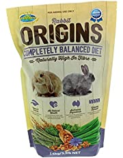 Vetafarm Rabbit Origins Nutrient Fortified Diet Pet Food 1.5kg Premium Quality