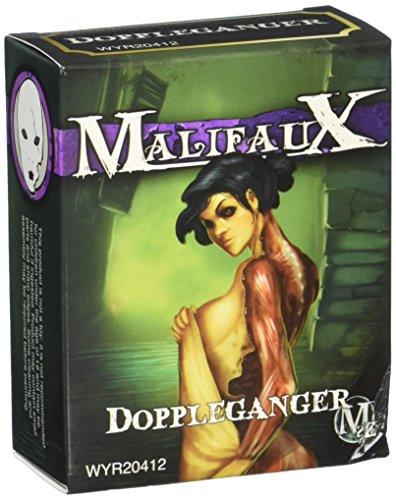 Wyrd Miniatures Malifaux Neverborn Doppleganger Model Kit