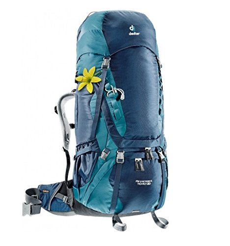 Deuter Aircontact 70+10 SL Hiking Backpack (Midnight/Denim)