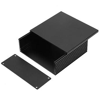 Placa de circuito PCB Instrumento Caja de enfriamiento de aluminio ...