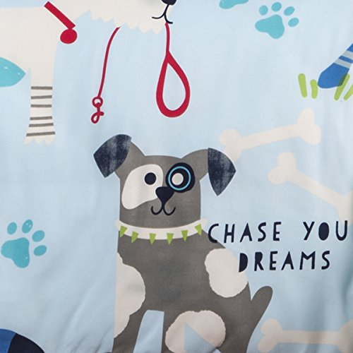 Chase Your Dreams Futon Cover, Animal Graphic Print, 54 x 75