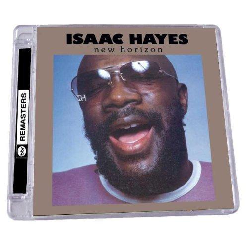 CD : Isaac Hayes - New Horizon (Bonus Tracks, Remastered)