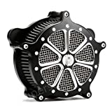 CNC Deep cut Air Cleaner Kit harley touring 2017-2018 air filter street glide air cleaner road king air intake system road glide 17 up