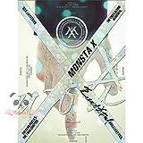 MONSTA X-[BEAUTIFUL] 1st Album BRILLIANT