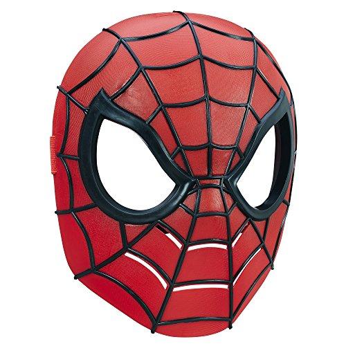[Marvel Ultimate Spider-Man Spider-Man Mask] (Spiderman Mask Kids)