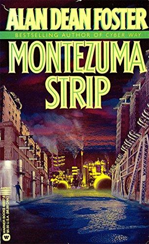 book cover of Montezuma Strip