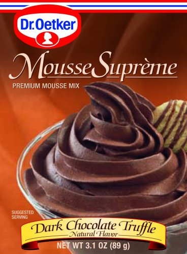 Chocolate Mousse Pudding - 2