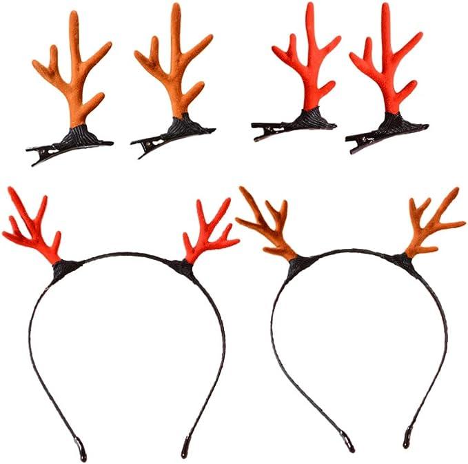 Toyvian - 6 diademas de Navidad para disfraz de hormiga, para ...