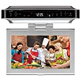 ilive Bluetooth Wireless Under the Counter Cabinet Kitchen LED TV/DVD Combo