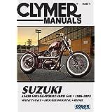 Suzuki LS650 Savage/Boulevard S40 1986-2015 (Clymer Manuals)