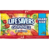 Life Savers 5 Flavors Gummies Share Size Pack, 4.2 ounce