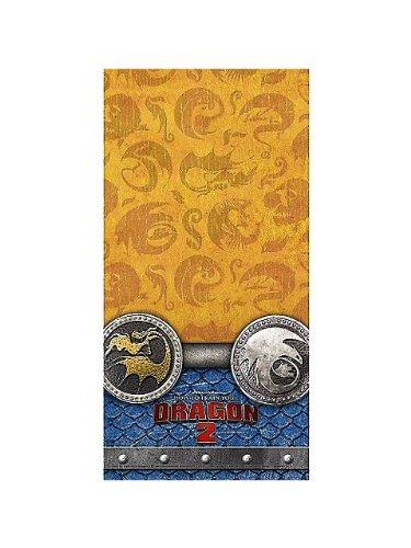 Hallmark How to Train Your Dragon Table Cover (Each)]()