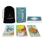 MagicSeer Large Tarot Cards and Guidebook-Original