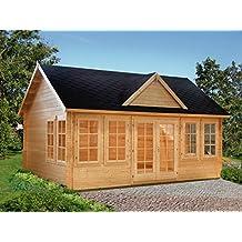 Allwood Claudia | 209 SQF Kit Cabin, Garden House