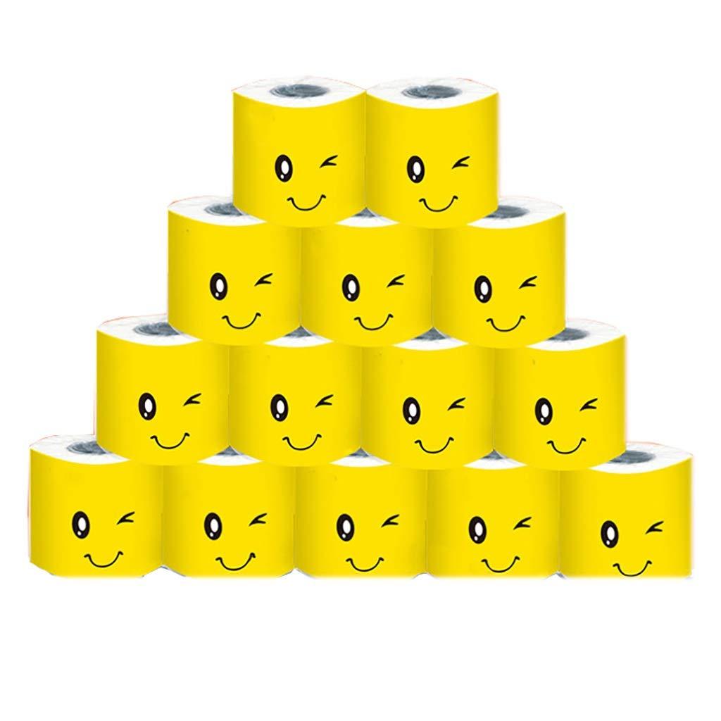 ロール紙衛生、家庭用20巻ハンドペーパーオリジナル竹パルプ4層の柔軟性 B07RF97FSJ