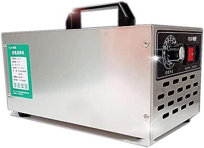 Generador de ozono Purificador De Aire, Generador PortáTil De ...