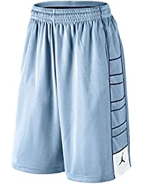 Male Dri-Fit Short, Baby Blue, Large